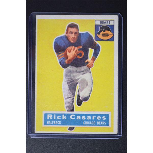 1956 Topps #35 Rick 1956 Topps #35 Rick Casares