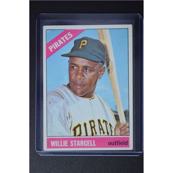1966 Topps #255 Willie Stargell