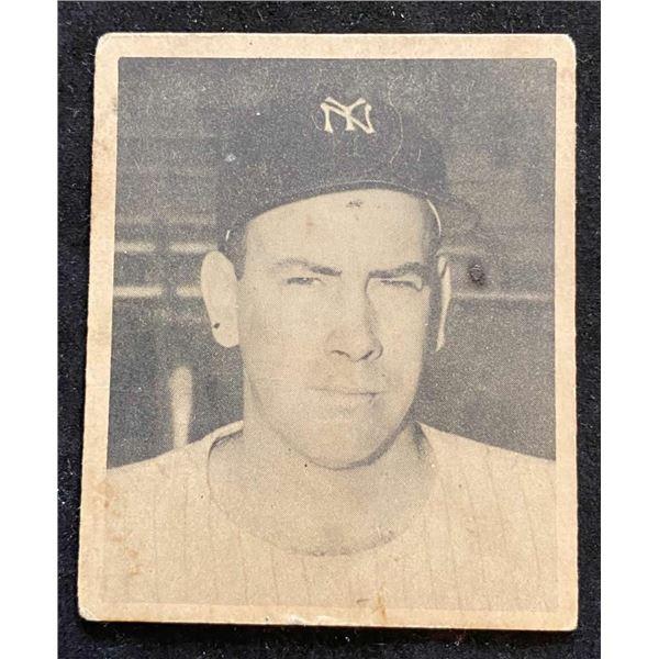 1948 Bowman #22 Floyd Bevens SP RC