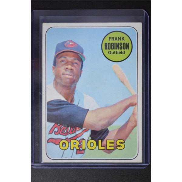1969 Topps #250 Frank Robinson