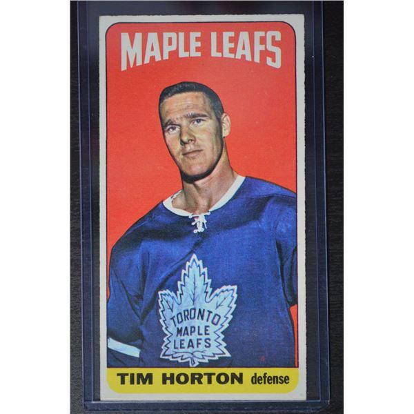 1964-65 Topps #102 Tim Horton