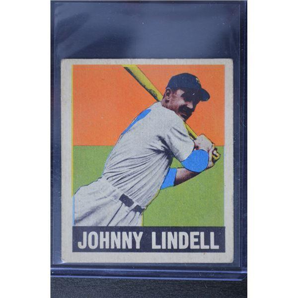 1949 Leaf #82 Johnny Lindell