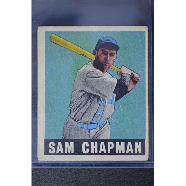 1949 Leaf #26 Sam Chapman