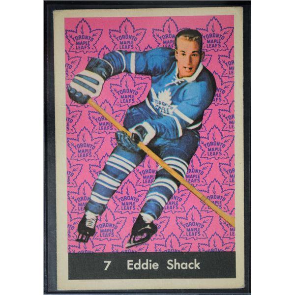 1961-62 Parkhurst #7 Eddie Shack