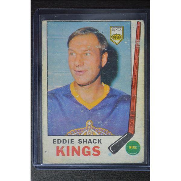 1969-70 O-Pee-Chee #139 Eddie Shack