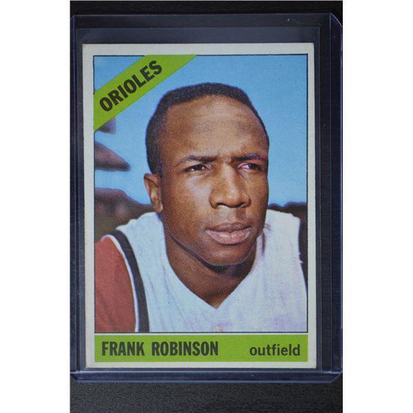 1966 Topps #310 Frank Robinson