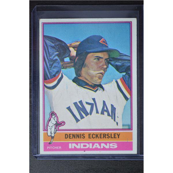 1976 Topps #98 Dennis Eckersley RC