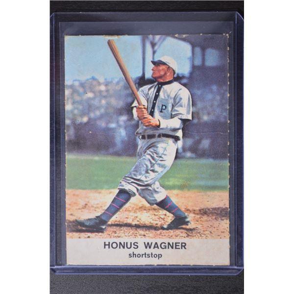 1961 Golden Press #32 Honus Wagner