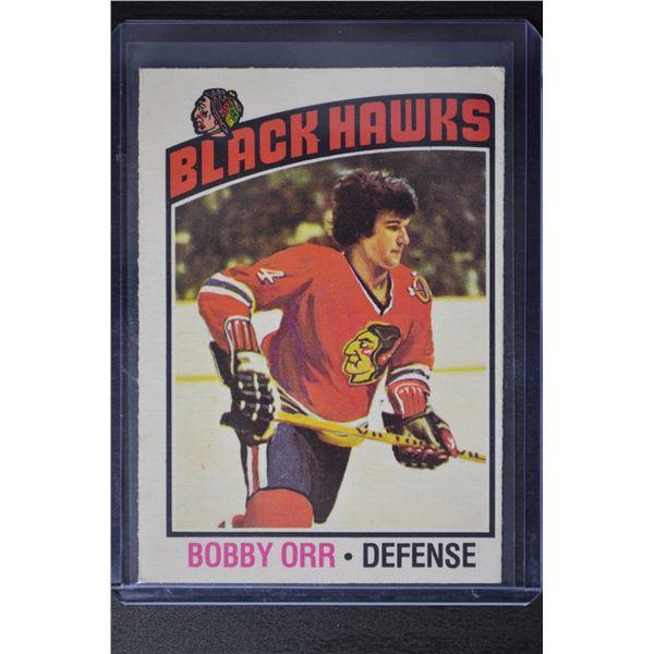 1976-77 O-Pee-Chee #213 Bobby Orr