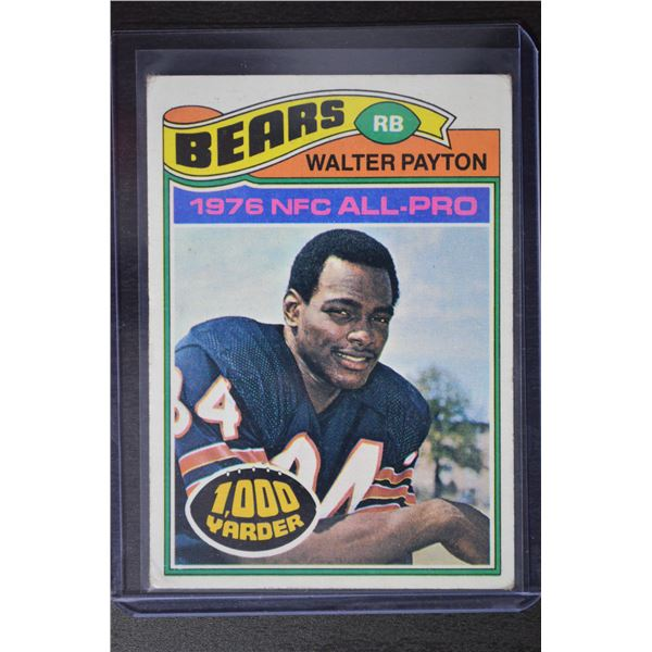 1977 Topps #360 Walter Payton AP