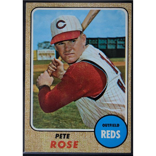 1968 Topps #230 Pete Rose
