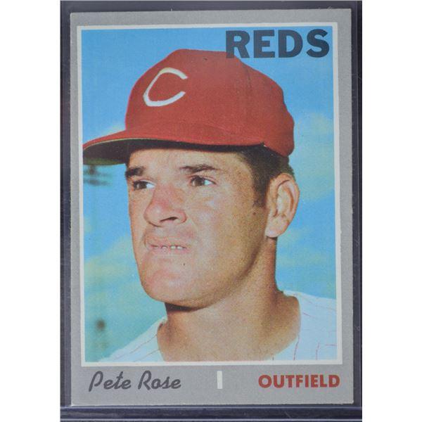 1970 Topps #580 Pete Rose