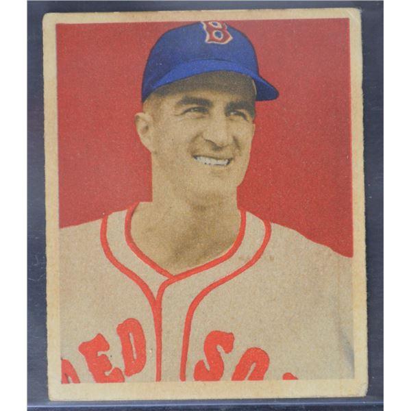 1949 Bowman #86 Johnny Pesky RC