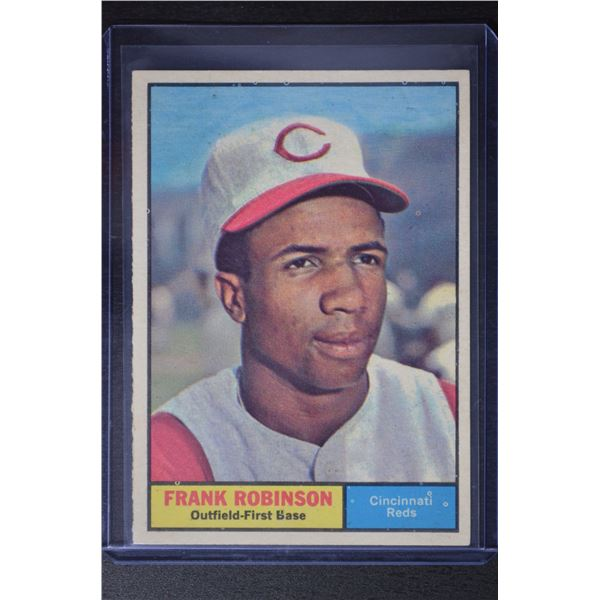 1961 Topps #360 Frank Robinson