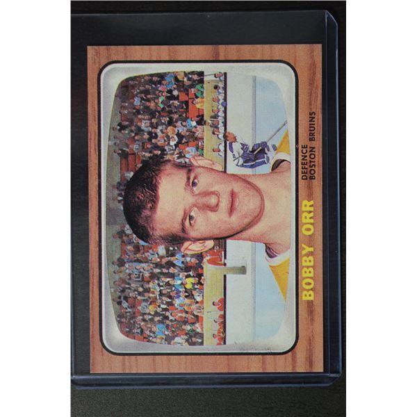 1966-67 Topps #35 Bobby Orr RC (Reprint)