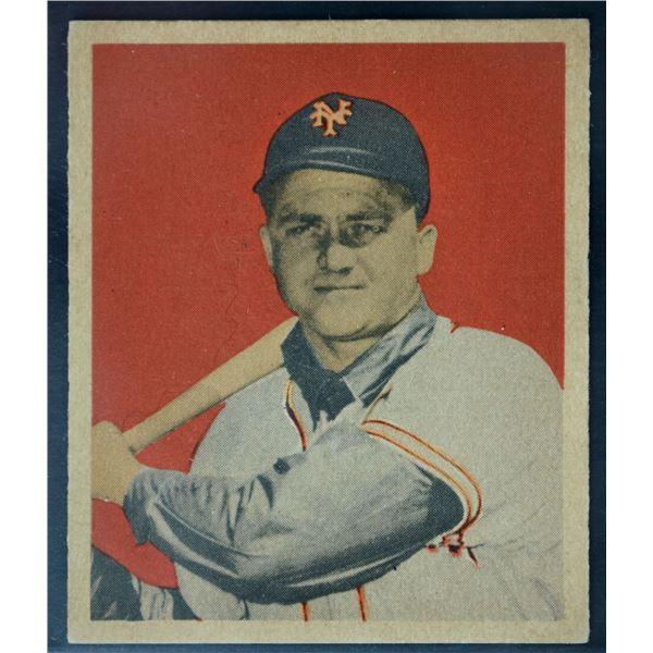 1949 Bowman #48 Willard Marshall
