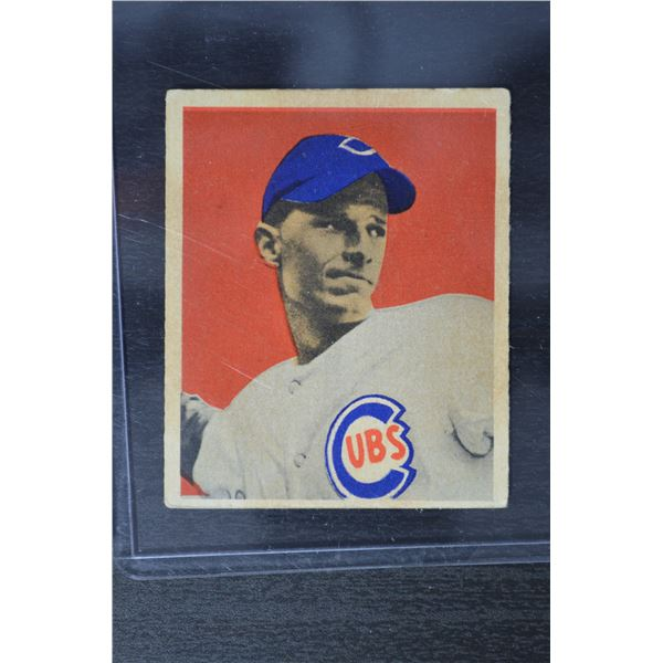 1949 Bowman #63 Andy Pafko RC