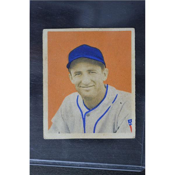 1949 Bowman #94 Mickey Vernon RC