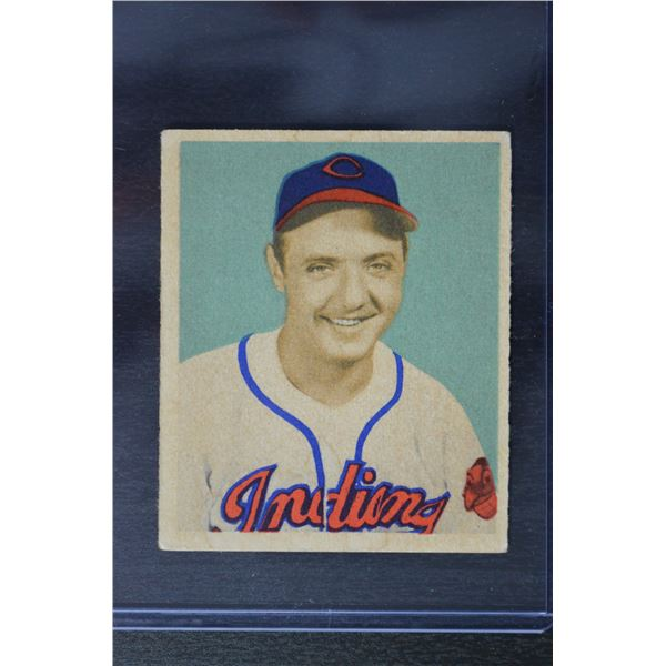 1949 Bowman #78A Sam Zoldak NNOF RC