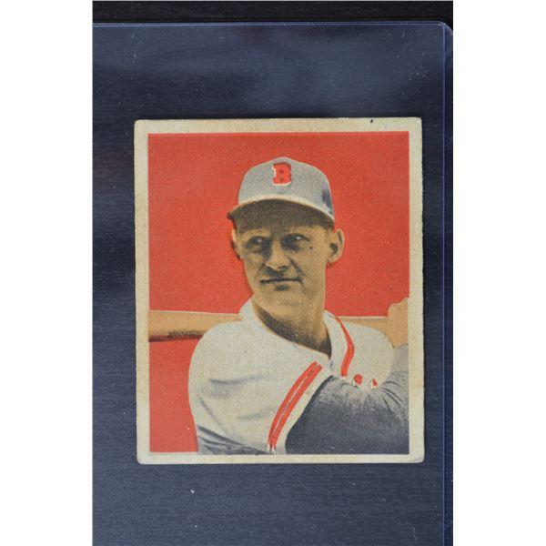 1949 Bowman #58 Bob Elliott