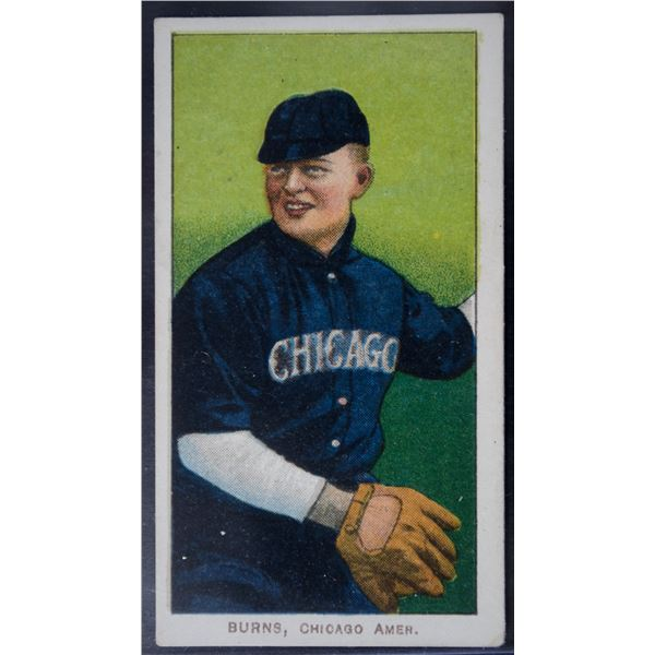 1909-11 T206 #64 Bill Burns