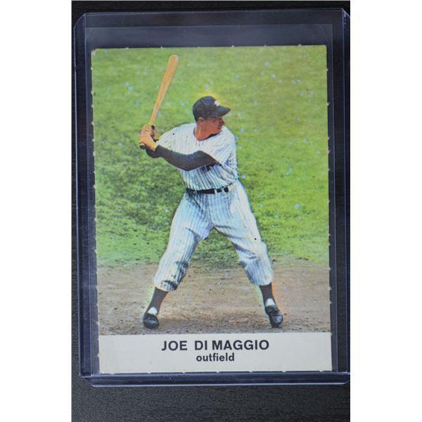 1961 Golden Press #9 Joe DiMaggio