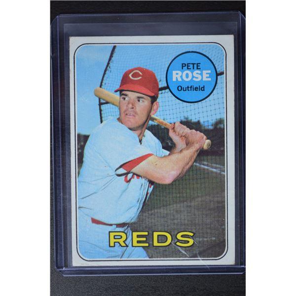 1969 Topps #120 Pete Rose