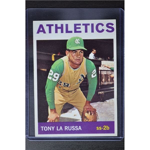 1964 Topps #244 Tony LaRussa RC