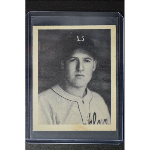 1939 Play Ball #159 Red Evans RC