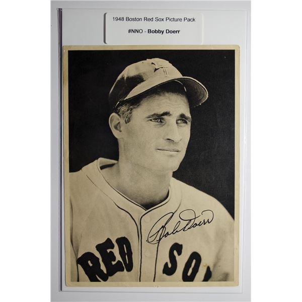 1948 Boston Red Socks Picture Pack - Bobby Doerr