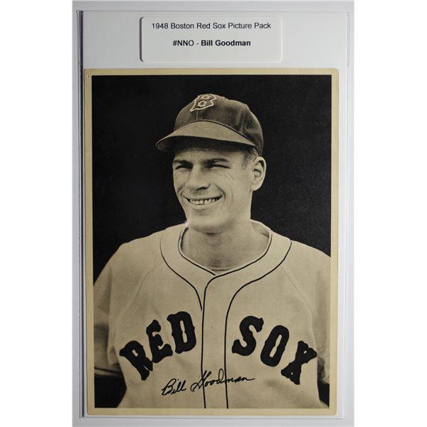 1948 Boston Red Socks Picture Pack - Bill Goodman