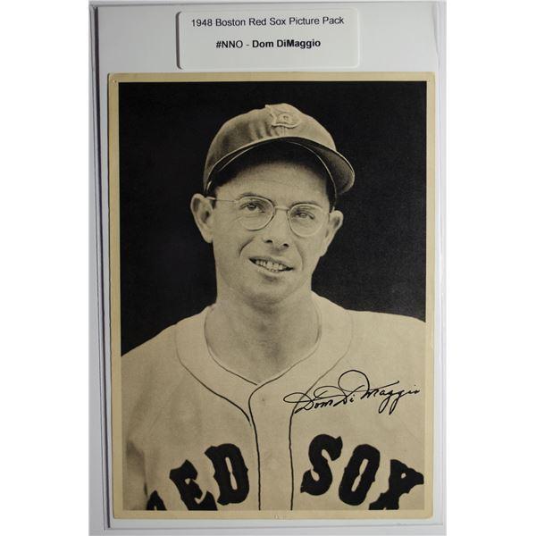 1948 Boston Red Socks Picture Pack - Dom DiMaggio