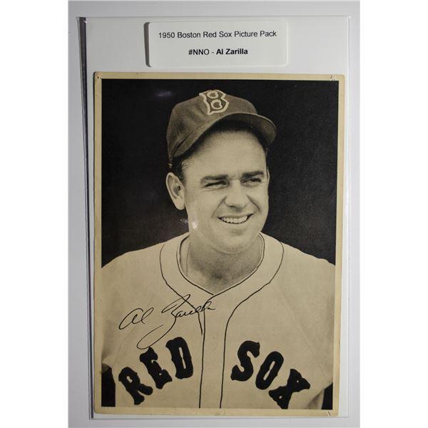 1950 Boston Red Sox Picture PackPicture Pack - Al Zarilla