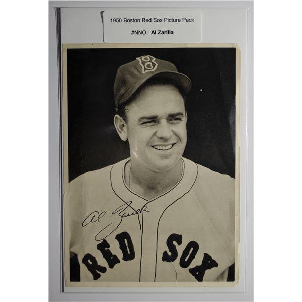1950 Boston Red Sox Picture Pack - Al Zarilla
