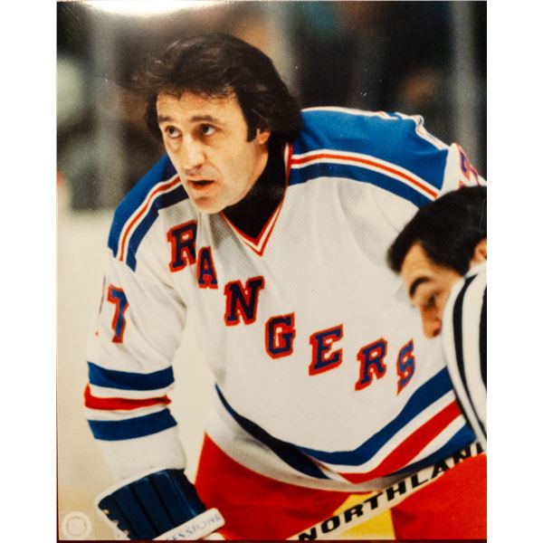(2) Phil Esposito 8x10 Official NHL Photo
