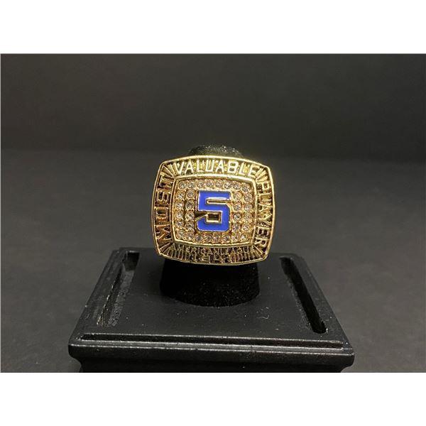 "JOE DIMAGGIO MLB MOST VALUABLE PLAYER CHAMPIONSHIP REPLICA RING ""THE PLAYER"""