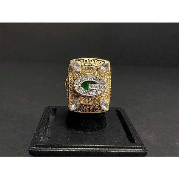 """GREEN BAY PACKERS 2010 NFL SUPERBOWL CHAMPIONSHIP REPLICA RING """"RODGERS"""""""
