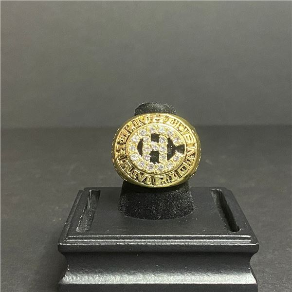 """MONTREAL CANADIENS 1977 STANLEY CUP CHAMPIONSHIP REPLICA RING """"DRYDEN"""""""