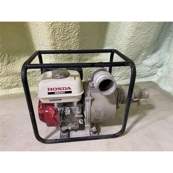 HONDA WB30XT WATER/TRASH PUMP