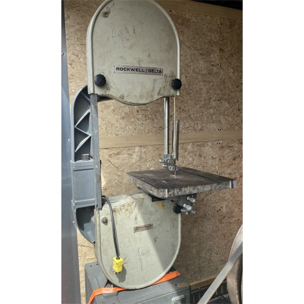 ROCKWELL / DELTA BAND SAW