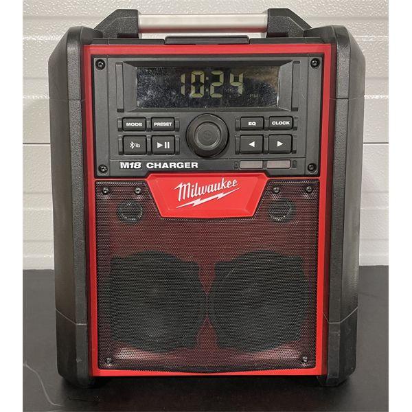 MILWAUKEE JOBSITE RADIO