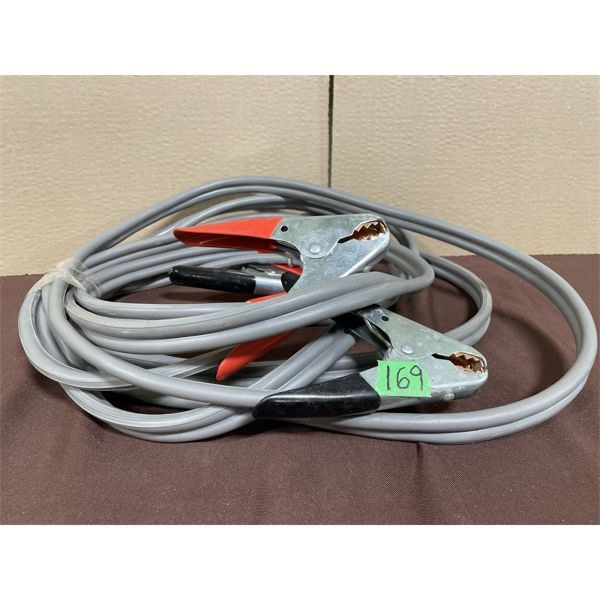 BOOSTER CABLES - VERY GOOD CONDITION