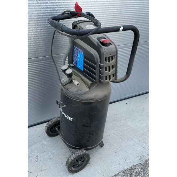 MC UPRIGHT AIR COMPRESSOR - 11 US GAL
