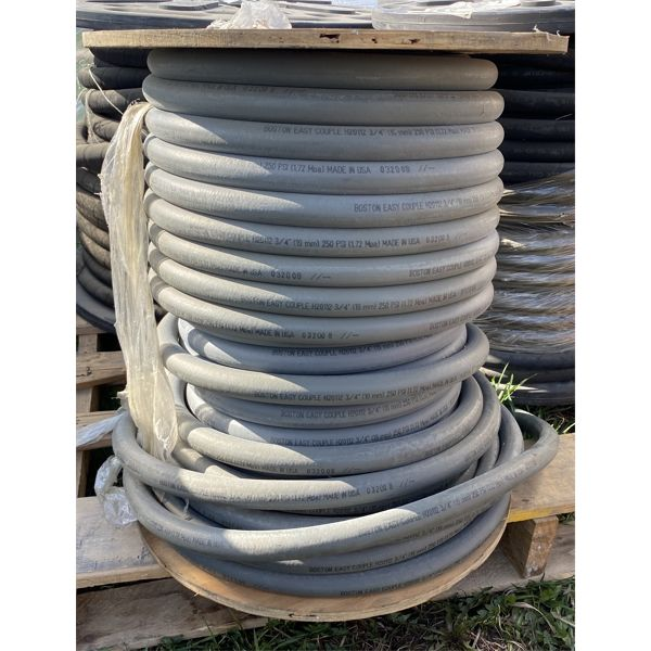 """ROLL OF 3/4"""" HOSE - APPROX 195"""""""