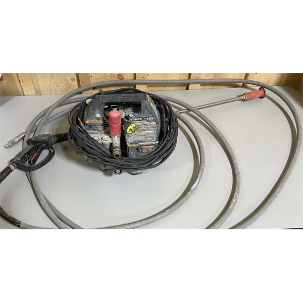 JOHN DEERE 1250 PSI POWER WASHER