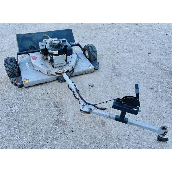 "SWISHER 44"" TOW BEHIND MOWER W/ 10.5 HP GAS ENGINE"