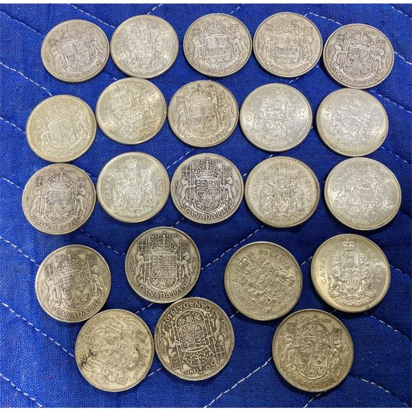LOT OF 19 - ALL PRE 1961