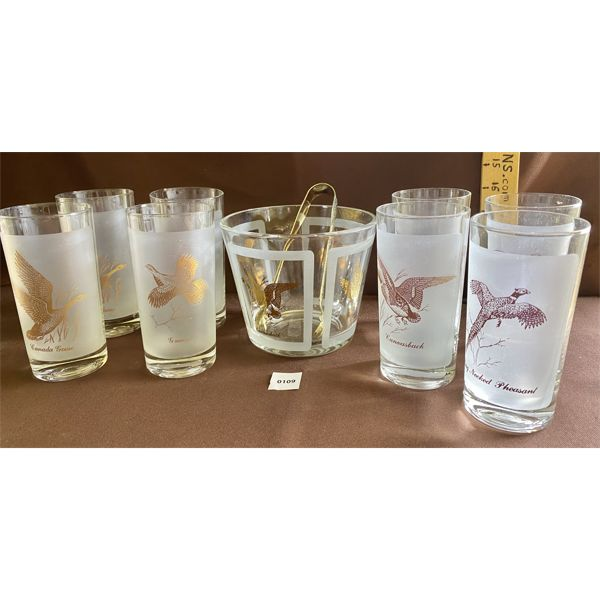 10 PSC WILD FOWL BAR SET