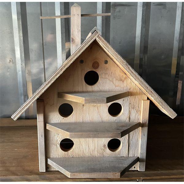 MARTEN BIRD HOUSE