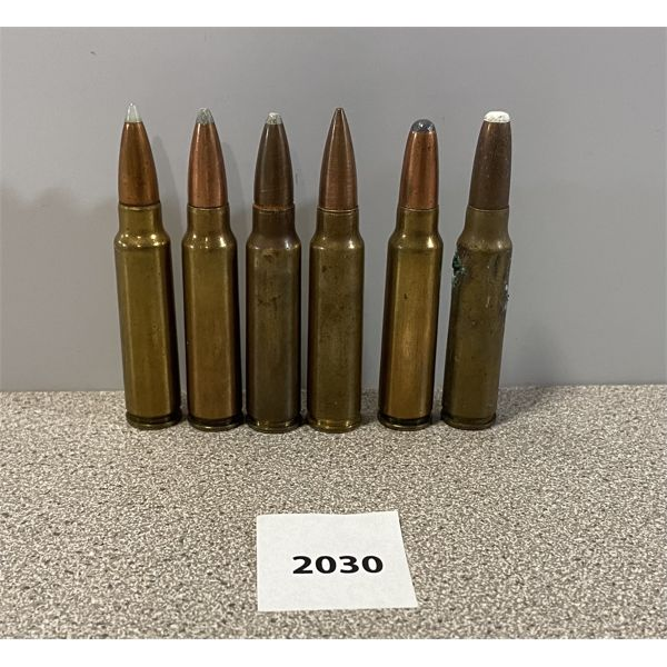 AMMO: 6X 300 SAVAGE